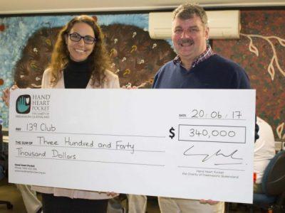 Donation opens 139 Club doors on weekends