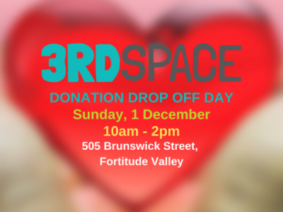 DONATION DAY 1 DECEMBER